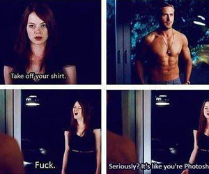 funny, movie, and shirtless image