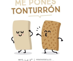 mrwonderful, love, and turron image