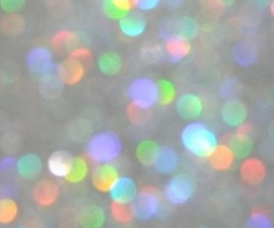 glitter, holographic, and pale image
