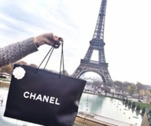 chanel, paris, and luxury image