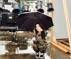 rain, teen wolf, and arden cho image