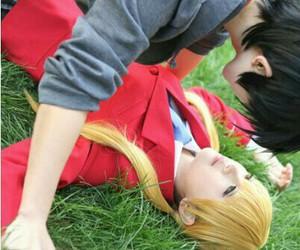 cosplay, anime, and tonari no kaibutsu-kun image