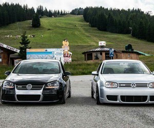 power, r32, and golf 5 image