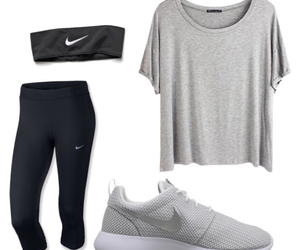 motivation, Polyvore, and nike image