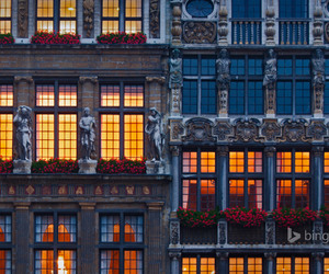 belgium, brussels, and buildings image