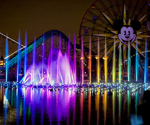 disney, photography, and water image