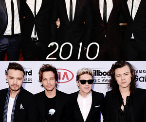 larry, 5 years, and 1d image