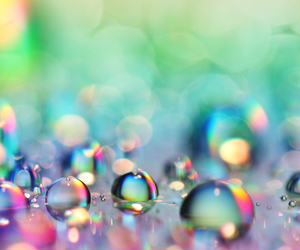 bubbles, rainbow, and colorful image