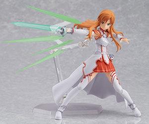 asuna and sword art online image