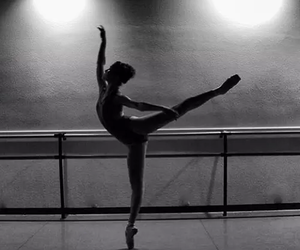 ballet, dancer, and song image