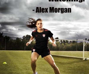 soccer and alex morgan image