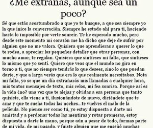 cartas, frases de amor, and frases image