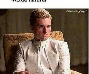 funny, crush, and peeta image