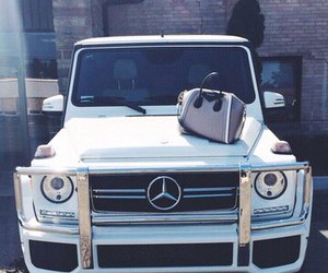 cars, celine, and mercedes benz image