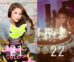 selena gomez, happybirthdayselena, and happy23birthday image