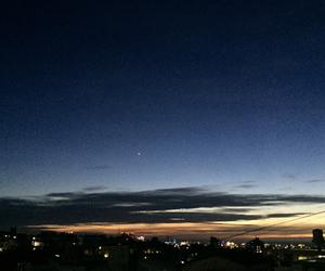 star, japan, and sky image