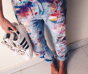 adidas, color, and colorfull image