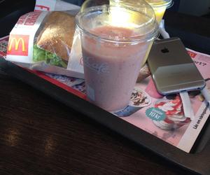 food, iphone, and breakfeast image