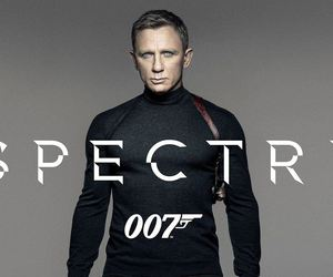 007, black, and black and white image