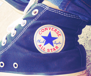 80's, all star, and chucks image