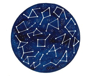 art, drawing, and star image