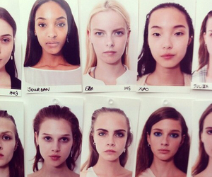 model, cara, and cara delevingne image