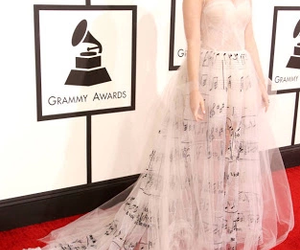 katy perry, music, and dress image