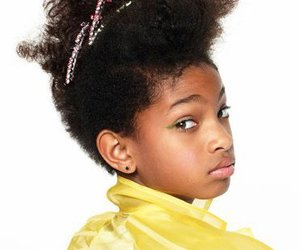willow smith, cute, and ethnic hair image