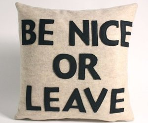 pillow, nice, and quote image