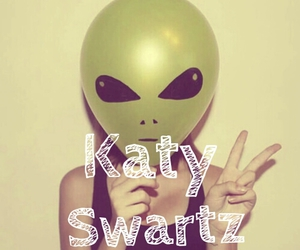 alien, books, and kat image