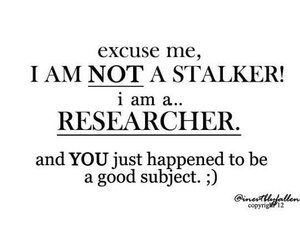 stalker, crush, and quote image