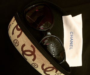 chanel, sunglasses, and summer image