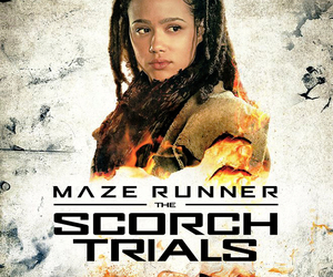 harriet, the scorch trials, and the maze runner image