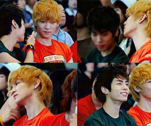 Jonghyun, key, and SHINee image