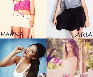 beautiful, girls, and pretty little liars image