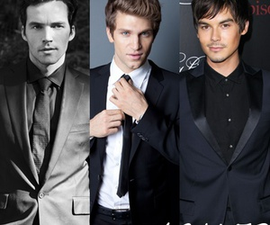 boys, handsome, and pretty little liars image