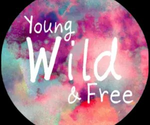 free, young, and wild image