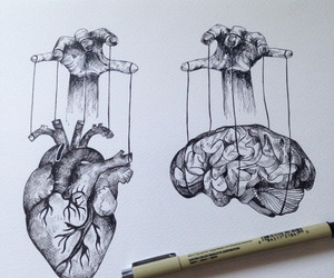 drawing, hands, and tumblr image