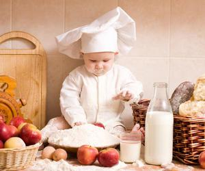 baby and chef image