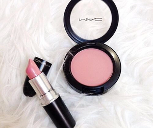 babydoll, blush, and mac image