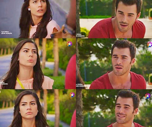 couple, cute, and demet ozdemir image