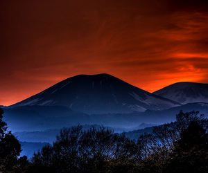 montain and places image