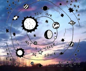 space, wallpaper, and sky image
