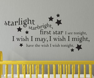 baby, room, and starlight image
