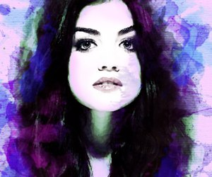 pll, Liars, and lucy hale image