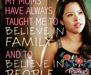 the fosters, family, and mariana image