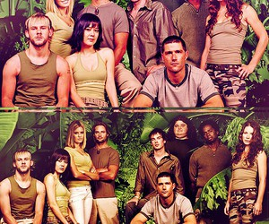 lost, tv show, and great together image