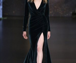 fashion week, glamorous, and ralph and russo image