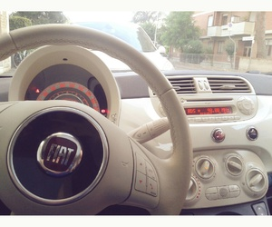 fiat 500, italian style, and my baby image