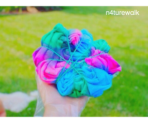 blue, green, and pink image